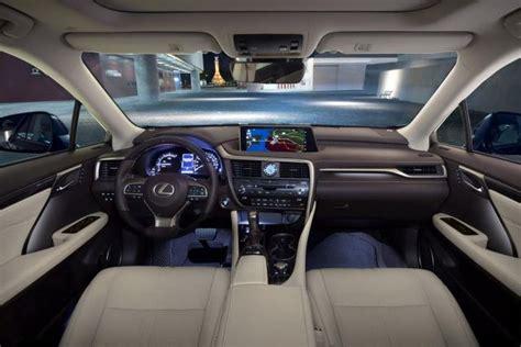 lexus rx interior 2018 lexus rx 450h review hybrid 2018 2019 hybrid cars
