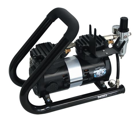 iwata power jet plus tubular air compressor
