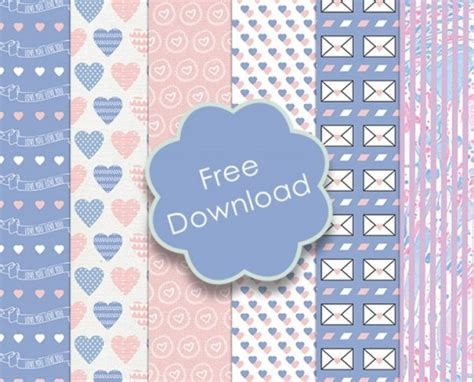 Free Craft Papers To Print - tutorial tarjeta san valent 237 n 161 con descarga gratis