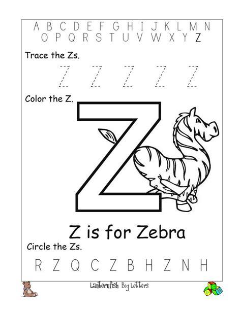 letter z worksheet letter z worksheets to print activity shelter