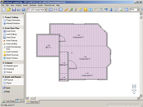 Laminate Flooring Layout Captivating Laminate Flooring Layout With Floor Planning And Design Software For Flooring And