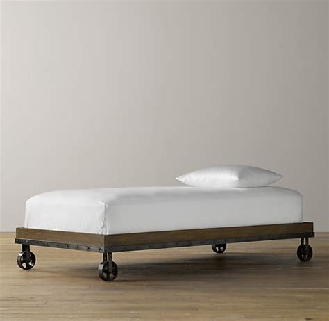 industrial beds industrial cart platform bed