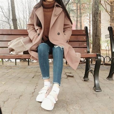 best 25 korean fashion winter ideas on korean