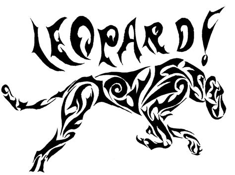 tribal leopard tattoo designs 28 tribal leopard tattoos designs