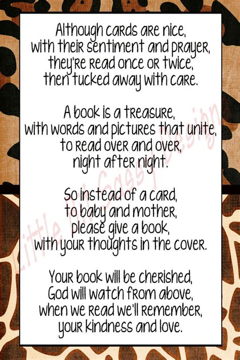 Baby Shower Poems by Baby Shower Poems Www Imgkid The Image Kid Has It