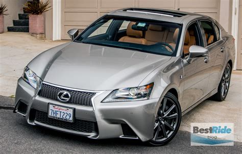 lexus gs 350 fsport review the edgy lexus gs 350 f sport bestride