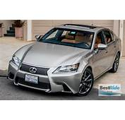 REVIEW The Edgy Lexus GS 350 F SPORT  BestRide
