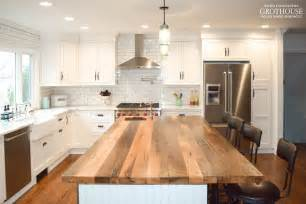 where can i buy a kitchen island reclaimed chestnut kitchen island countertop designed by
