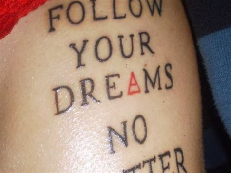 tattoos for teenage girl cool inspirational text quote for