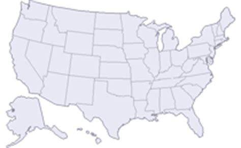 a small map of the united states notices