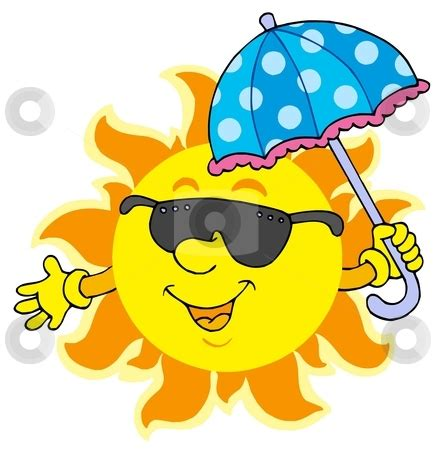funny images of hot sun sunglasses clipart cliparthut free clipart