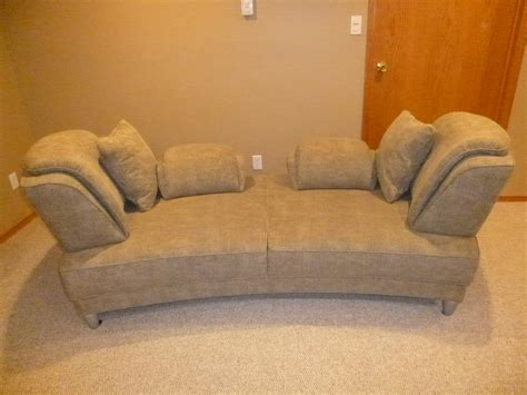 the chameleon couch normand couture design chameleon couch central regina regina