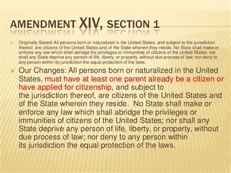 14th amendment section 2 constitution edits