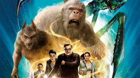 film goosebump goosebumps cast quiz ign video
