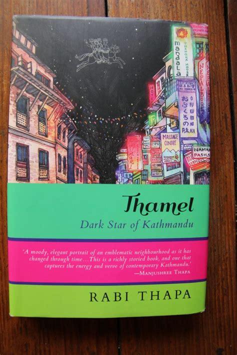 kathmandu books thamel of kathmandu book review
