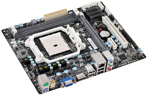 Ecs A75f2 A2 Deluxe Fm2 A75 Ddr3 az ecs 246 t alaplappal fogadja a apu t prohardver