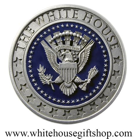 white house challenge coin white house president seal commemorative medallion and