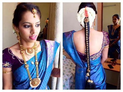 traditional south bride bridal braid