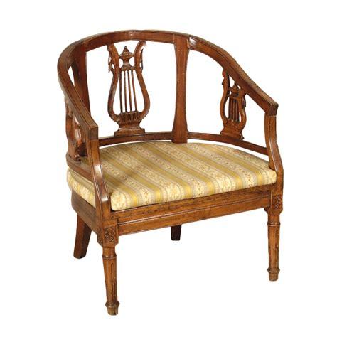 poltrona sedia poltrona a pozzetto sedie poltrone divani antiquariato