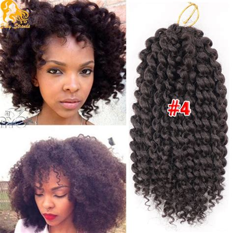 how to defrizz kanekalon pretwisted hair before using short curly crochet braids best short hair styles