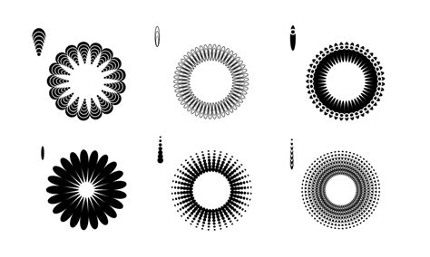 ai create pattern brush 30 illustrator pattern brushes for making flowers and