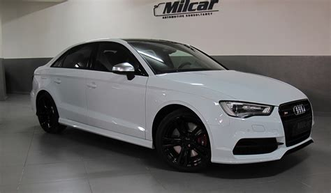 White S3 Audi by Audi S3 Sedan White Www Pixshark Images Galleries