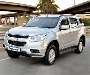 2017 chevrolet trailblazer release date specs and redesign