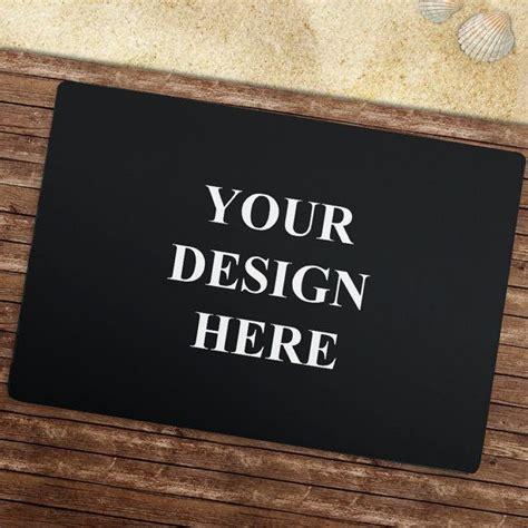 front door mat personalized doormat outdoor mat custom