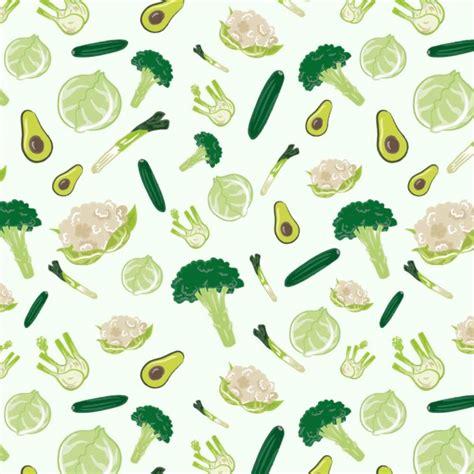 vegetables pattern wallpaper vegetables pattern vector free download