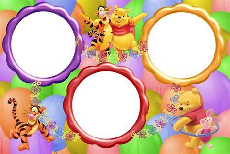 imagenes de winnie pooh para facebook marcos para fotos de winnie the pooh marcos gratis para