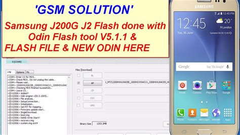 themes samsung j2 download samsung j200g j2 flash done with odin flash tool v5 1 1