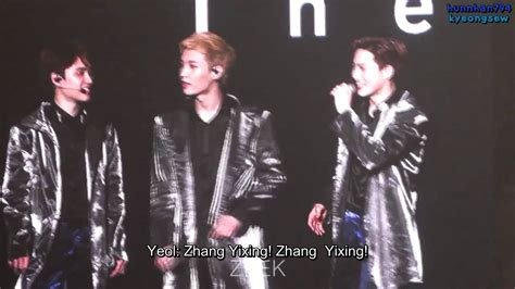 exo universe indo sub indo slang sub 150315 the exo luxion exo wink relay