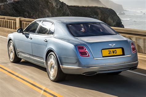 bentley sedan 2016 2016 bentley mulsanne sedan vehie