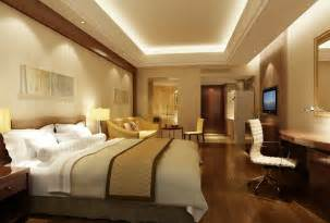 Hotels Interior modern minimalist hotel room interior design with small wardrobe