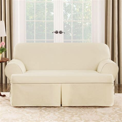 slipcovers for loveseat with two cushions 20 top loveseat slipcovers t cushion sofa ideas