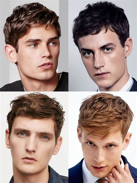 triangle shaped haircuts men how to choose the right haircut for your face shape