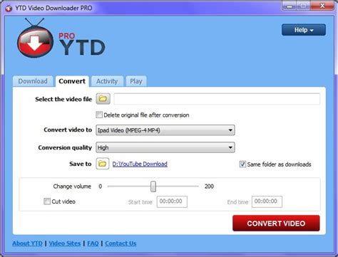 download youtube new version youtube downloader pro ytd 4 8 1 0 free download