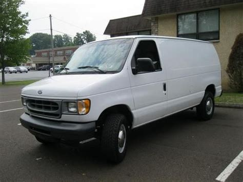how to sell used cars 2001 ford econoline e150 transmission control buy used 2001 ford e250 1ownr auto cargo van 152k ac am fm super clean runs 100 in