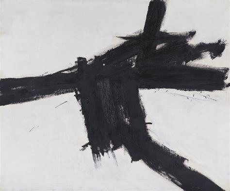 Black And White Room by Franz Kline Moca