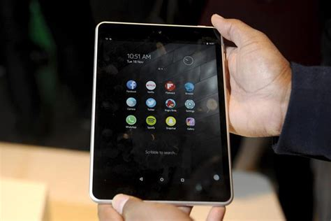 Hp Nokia Android N1 new nokia n1 tablet powered by adroid l ready to launch in jan 2015 inewtechnology