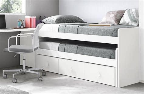cama compacta con cajones clasificacion de camas compactas juveniles con cajones