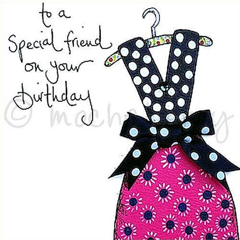 Birthday Greeting Card To Friend Special Friend Birthday Greetings Card