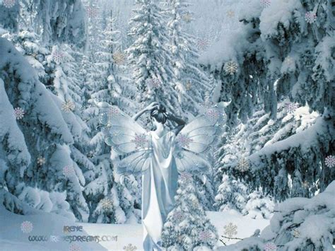 fairytale snow fairy wallpaper and background image 1280x960 id 133793