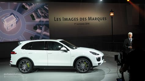 porsche suv 2015 white porsche cayenne facelift 2015 new look and engines for