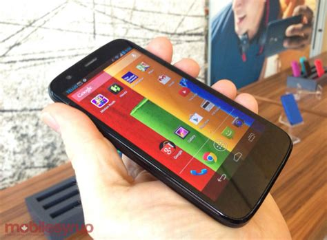 motog mobile telus and koodo to release the moto g for 200 outright