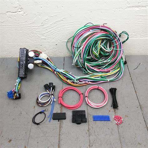1948 1956 F1 Or F100 Ford Truck Wire Harness Upgrade Kit