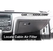 Cabin Filter Replacement Volkswagen Passat 2012 2016