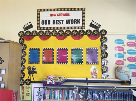 5 News About Our Favorite by Our Best Work Classroom Display School
