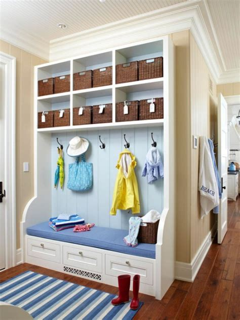 mudroom closet organization ideas 67 mudroom and hallway storage ideas shelterness