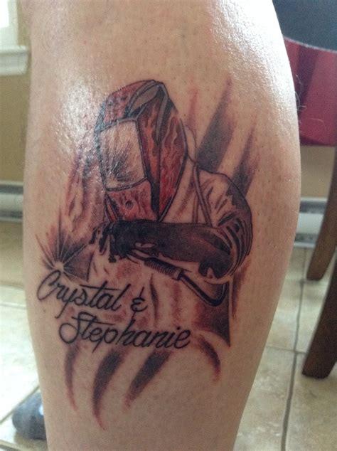welding tattoos welder tattoos